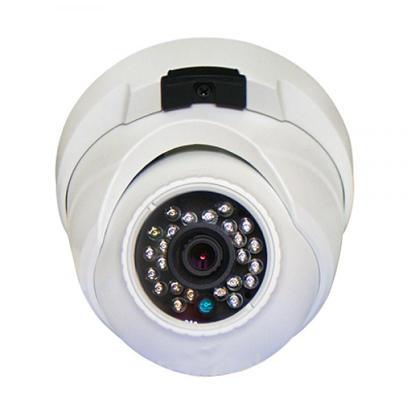 Dripstone 4MP Super CMOS HD Indoor Outdoor Dome IP Camera 3.6mm Fixed Lens Built in PoE Motion Detection with Audio