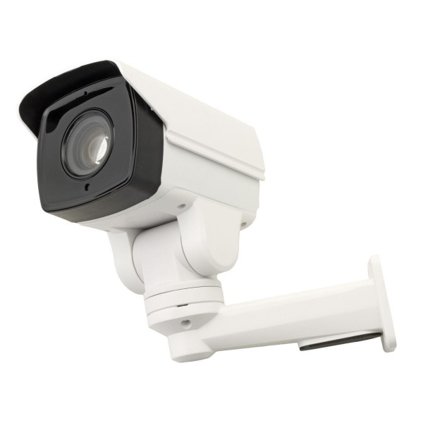 Dripstone 2MP CMOS HD-TVI MINI PTZ BULLET CAMERA 10X OPTICAL ZOOM 1080P 5.1-5mm LENS IP66